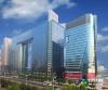 省建行旁东成大厦300平带全套办公家具6300一月