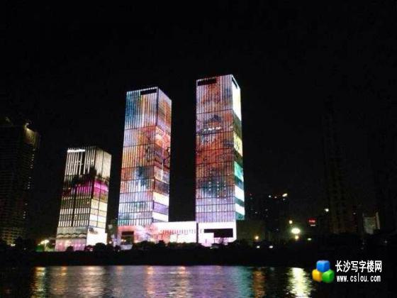长沙万达广场写字楼出租-158平米-长沙写字楼网