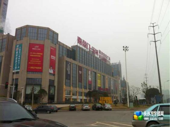 长沙喜盈门范城写字楼出租-114平米-长沙写字楼网