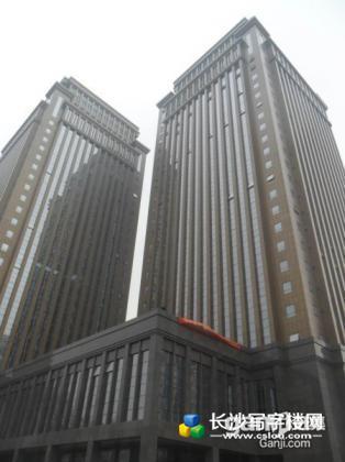 高楼手大厦手绘图片大全