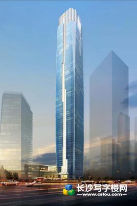 长沙地标世贸环球金融中心全球开售