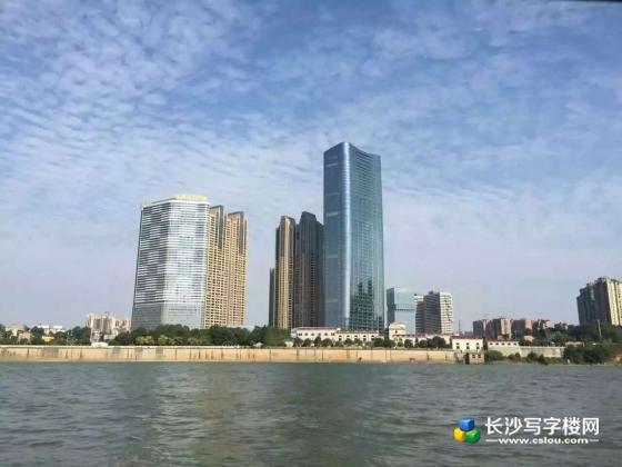 保利国际广场最后的江景房不可再生资源