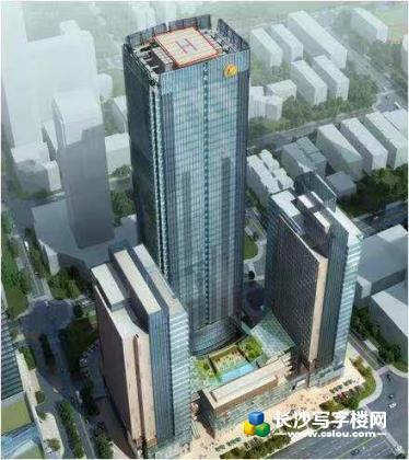 芙蓉路新地标:绿地中心T1楼王正式开售