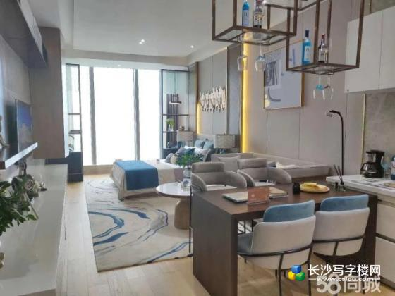 湘江唯一高层豪华公寓火爆开售