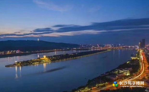 湘江边无敌江景写字楼最后一个江景楼盘