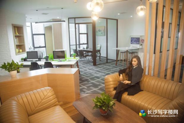 长沙性价比最高的写字楼8字,创富大厦100-1500平出售