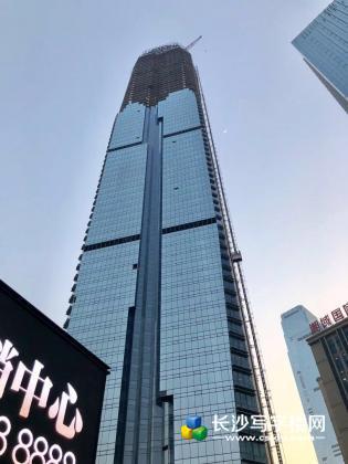 长沙第二高楼,世茂广场出售,五一芙蓉双商圈CBD