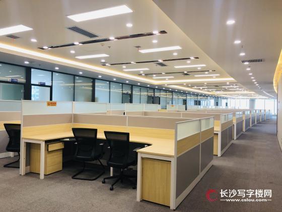 湘江边保利国际广场2878整层豪装低于市场2000万