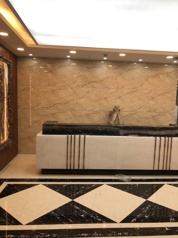 高铁南站 华晨世纪广场 正地铁口 268平 豪装带家具