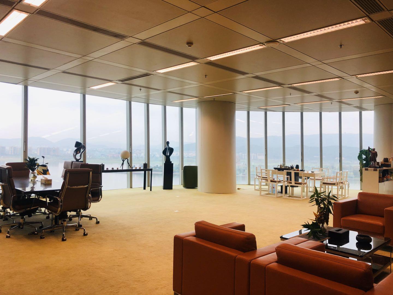 地铁无缝对接,电梯口全线江景,保利国际1171平样板间豪华装修带全套高端家具